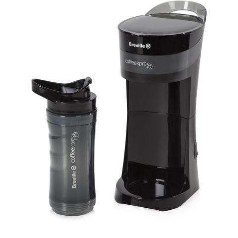 Breville VCF050 Coffee Express Coffee Machine - Black