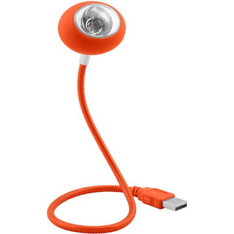 Vango USB Flexible Eye Light - Orange