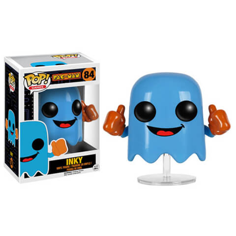 Pac-Man Inky Pop! Vinyl Figure