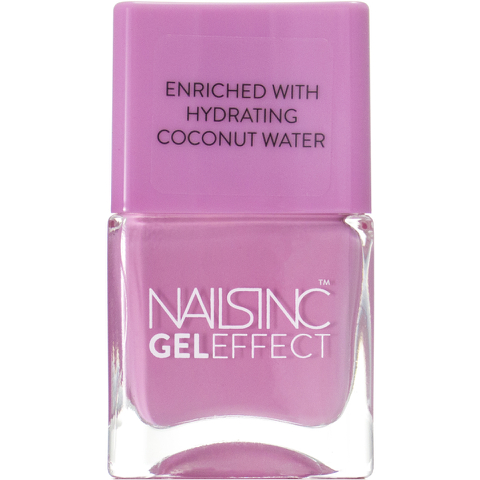 nails inc. Coconut Bright Soho Gardens Nail Varnish 14ml