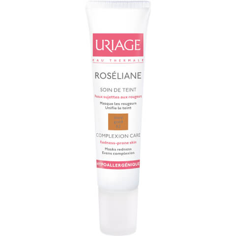 Uriage Roséliane Anti-Redness Treatment Make-Up - Gold (15ml)