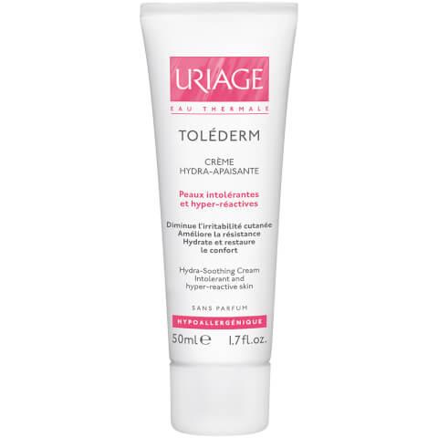 Crema Hidratante Uriage Toléderm Hydra-Soothing - Piel Sensible/Intolerante (50ml)