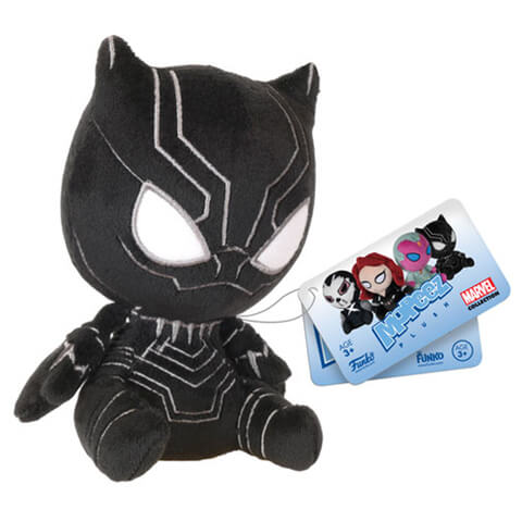 Captain America Civil War Mopeez Peluche Black Panther