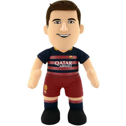 FC Barcelona Lionel Messi 10 Inch Bleacher Creature