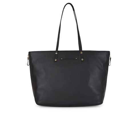 UGG Women's Jenna Leather Tote Bag - Black