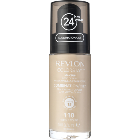 Revlon Colorstay Make-Up Foundation for Oily/Combination Skin (Various Shades)