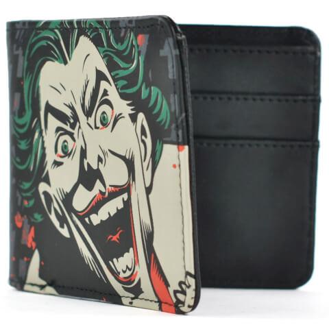 DC Comics The Joker Wallet