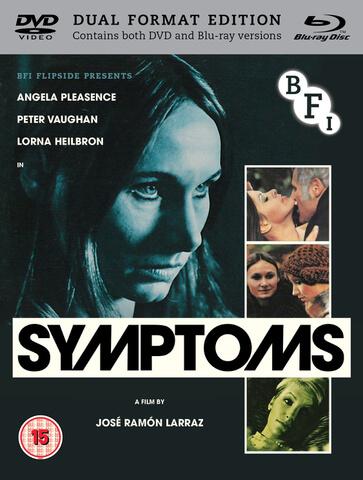 Symptoms - Dual Format (Includes DVD)