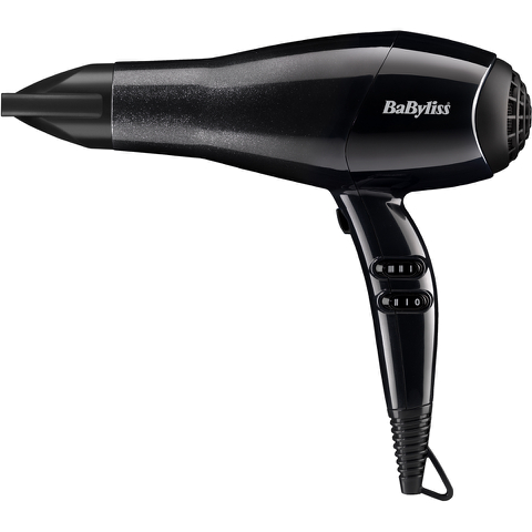BaByliss Diamond Hair Dryer - Black