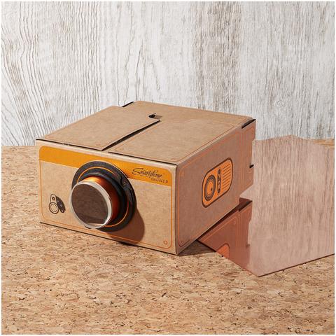 Smartphone Projector 2.0 - Copper