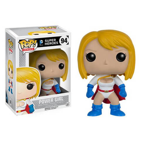 DC Comics Power Girl Funko Pop! Figuur