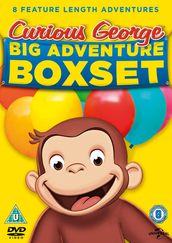 Curious George - Anniversary Boxset