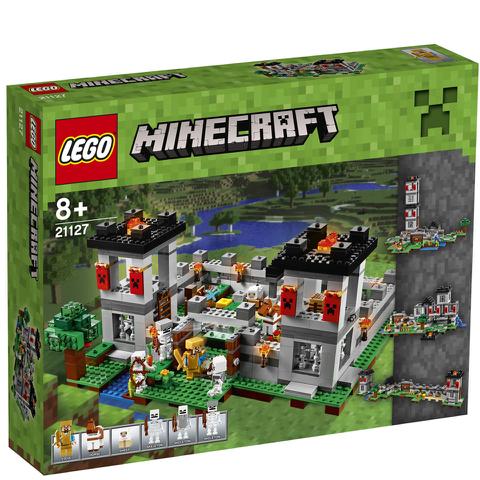 LEGO Minecraft: Het fort (21127)