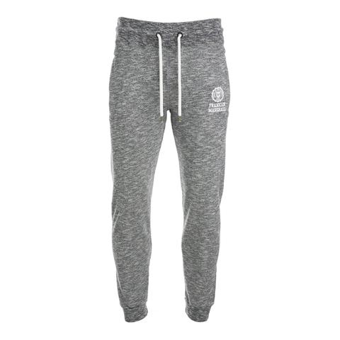 Franklin & Marshall Men's Slim Fit  Sweatpants - Sport Grey Melange
