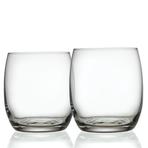 Alessi Mami XL Set of 2 Water Glasses