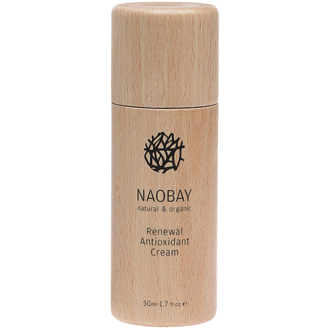 Crema Hidratante Antioxidante NAOBAY Renewal (50ml)