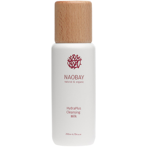 NAOBAY HydraPlus Facial Cleansing Milk 200ml