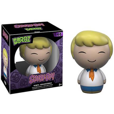 Scooby-Doo Fred Dorbz Vinyl Figure