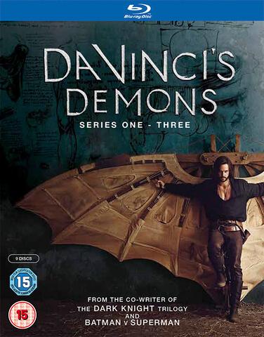 Da Vinci's Demons - Series 1-3