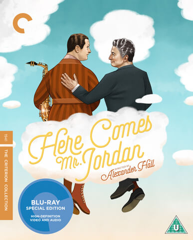 Here Comes Mr Jordan - Criterion Collection