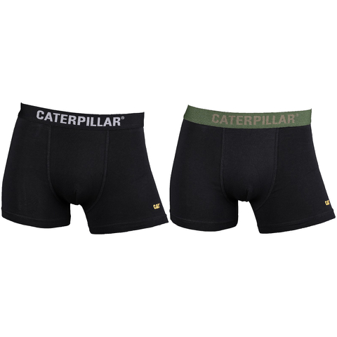 Caterpillar Men's Boxer Shorts - Black