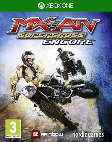 MX Vs. ATV: Supercross Encore