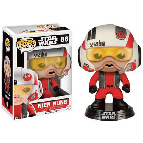 Star Wars Nien Nunb Limited Edition Pop! Vinyl Figure