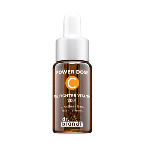 Dr. Brandt Power Dose Vitamin C Age Fighter Vitamin Face Serum 16.3ml