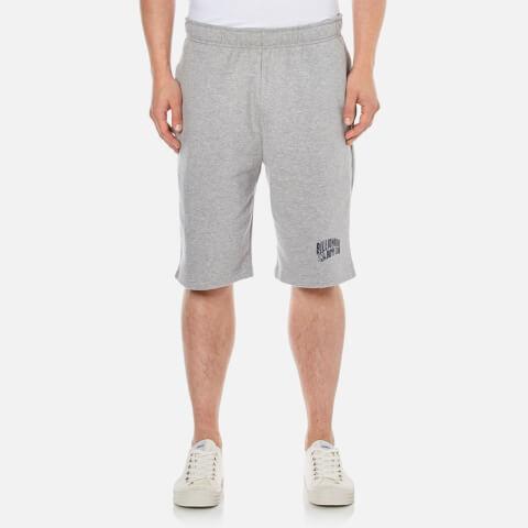 Billionaire Boys Club Men's Small Arch Logo Sweat Shorts - Heather Grey