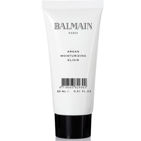 Elixir Hidratante de Argán Balmain Hair - Tamaño Viaje (20ml)