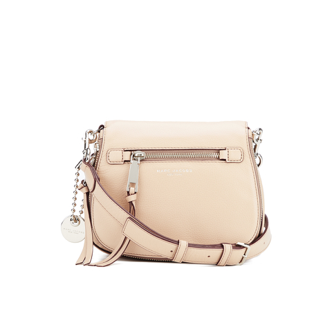Marc Jacobs Women's Recruit Small Saddle Bag - Nude