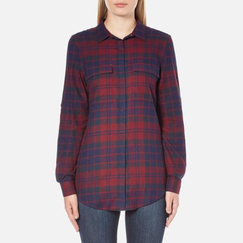 Barbour Women's Highland Shirt - Merlot