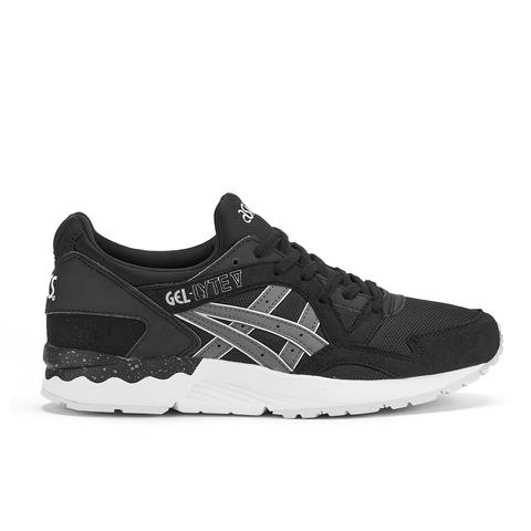 Asics Men's Gel-Lyte V Trainers - Black/Grey