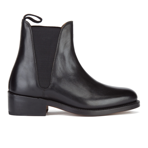 Grenson Women's Nora Leather Chelsea Boots - Black