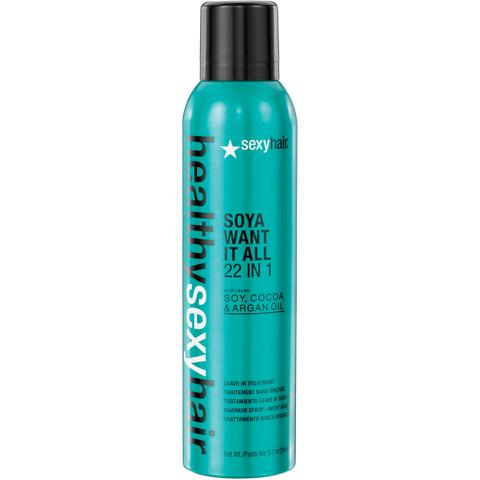 Sexy Hair Healthy Soya Want It All Treatment 150ml