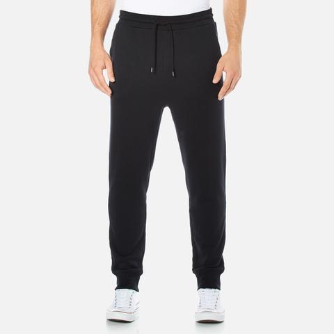 BOSS Orange Men's South Cuffed Jogging Pants - Black