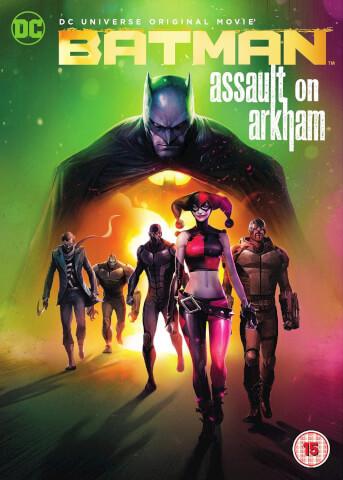 Batman: Assault On Arkham