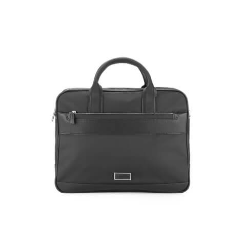 Calvin Klein Men's Ethan Nylon Laptop Bag - Black
