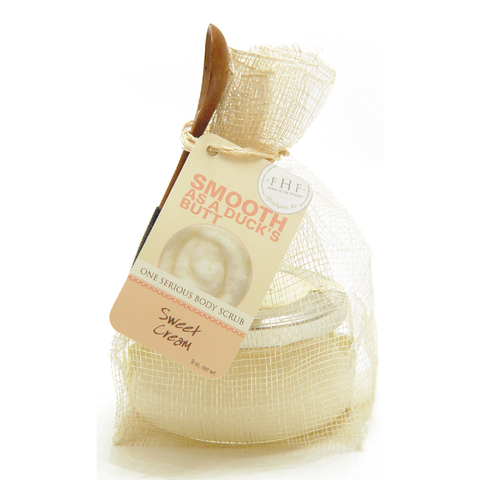 FarmHouse Fresh Fine Body Scrub - Sweet Cream