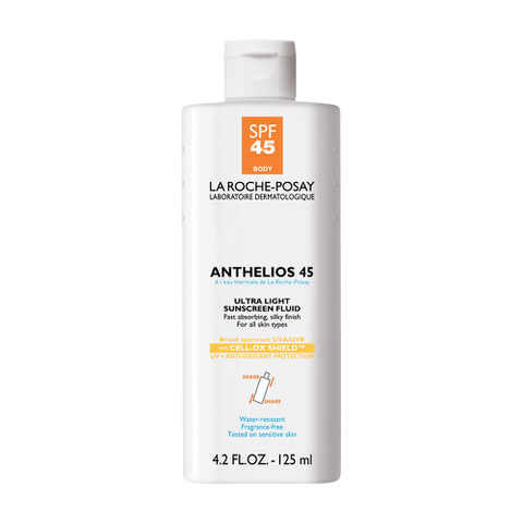 La Roche Posay Anthelios 45 Ultra Light Sunscreen Fluid for Body