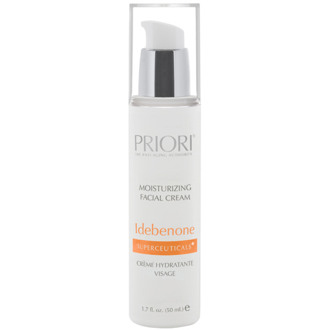 PRIORI Idebenone Moisturizing Facial Cream 50ml