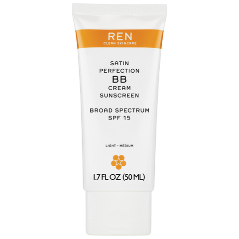 REN Satin Perfection BB Cream - Light to Medium