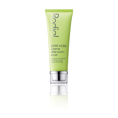 Rodial Super Acids X-treme After Party Scrub
