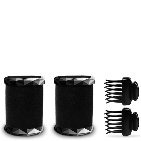 T3 Voluminous Hot Rollers 2 Pack Large