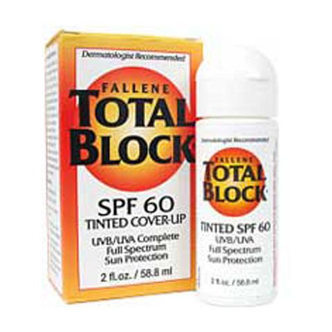 Total Block Tinted SPF 60