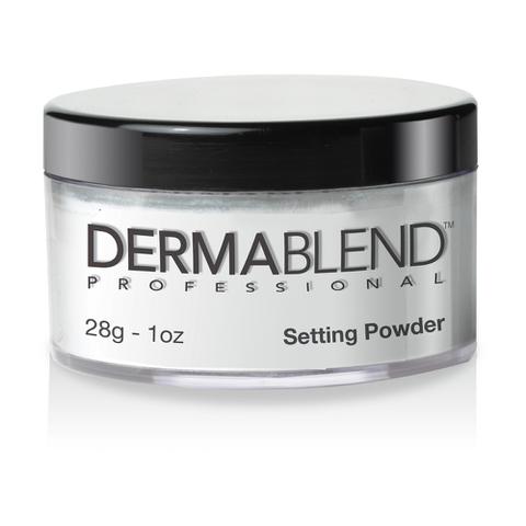 Dermablend Loose Setting Powder - Original Duo