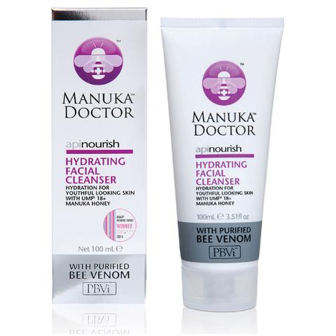 Manuka Doctor ApiNourish Hydrating Facial Cleanser 100ml