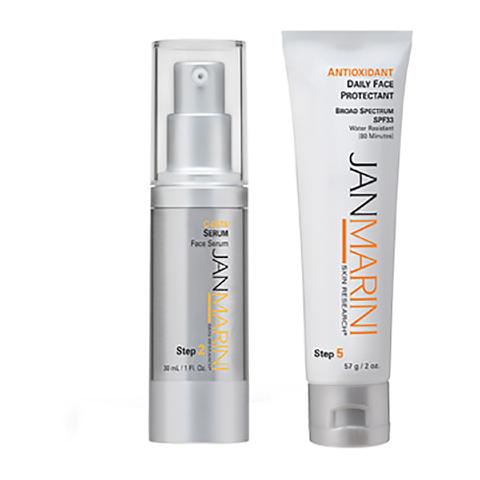 Jan Marini Antioxidant Face Protectant SPF 33 Duo