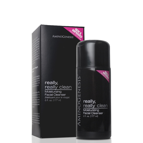 AminoGenesis Really Really Clean Facial Cleanser