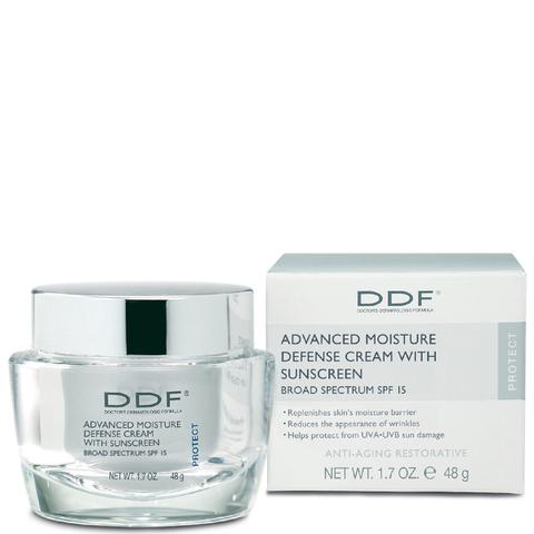 DDF Advanced Moisture Defense UV Cream SPF 15